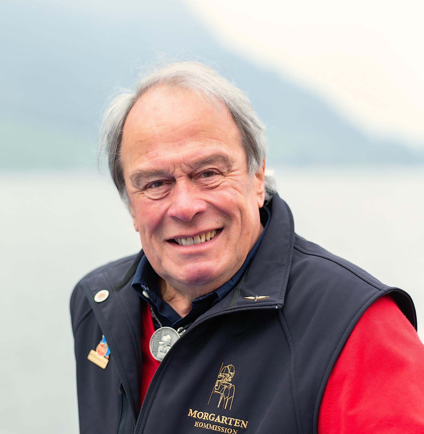 John Hüssy