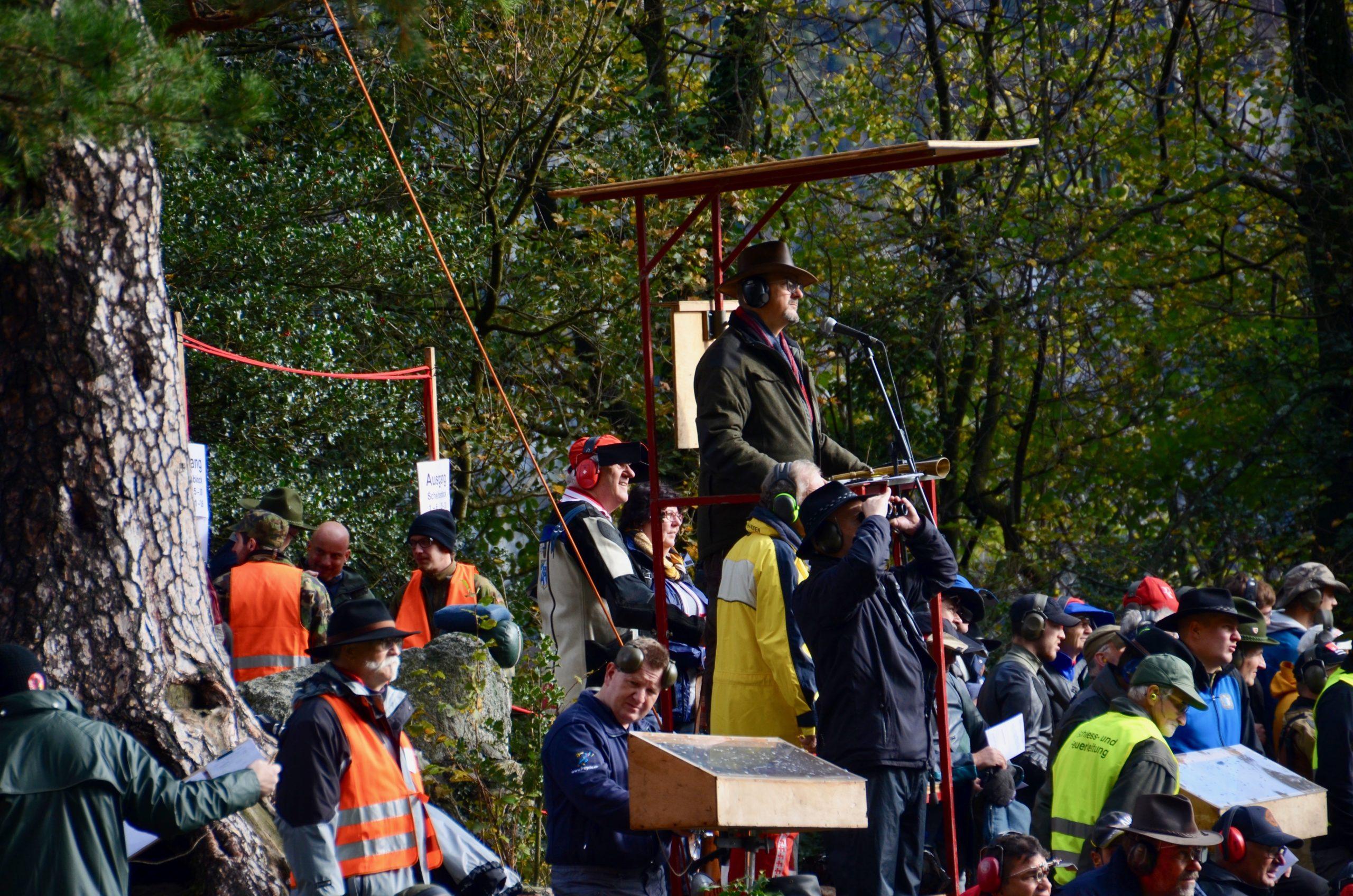 Das Rütlischiessen – Was für ein Schützenfest!