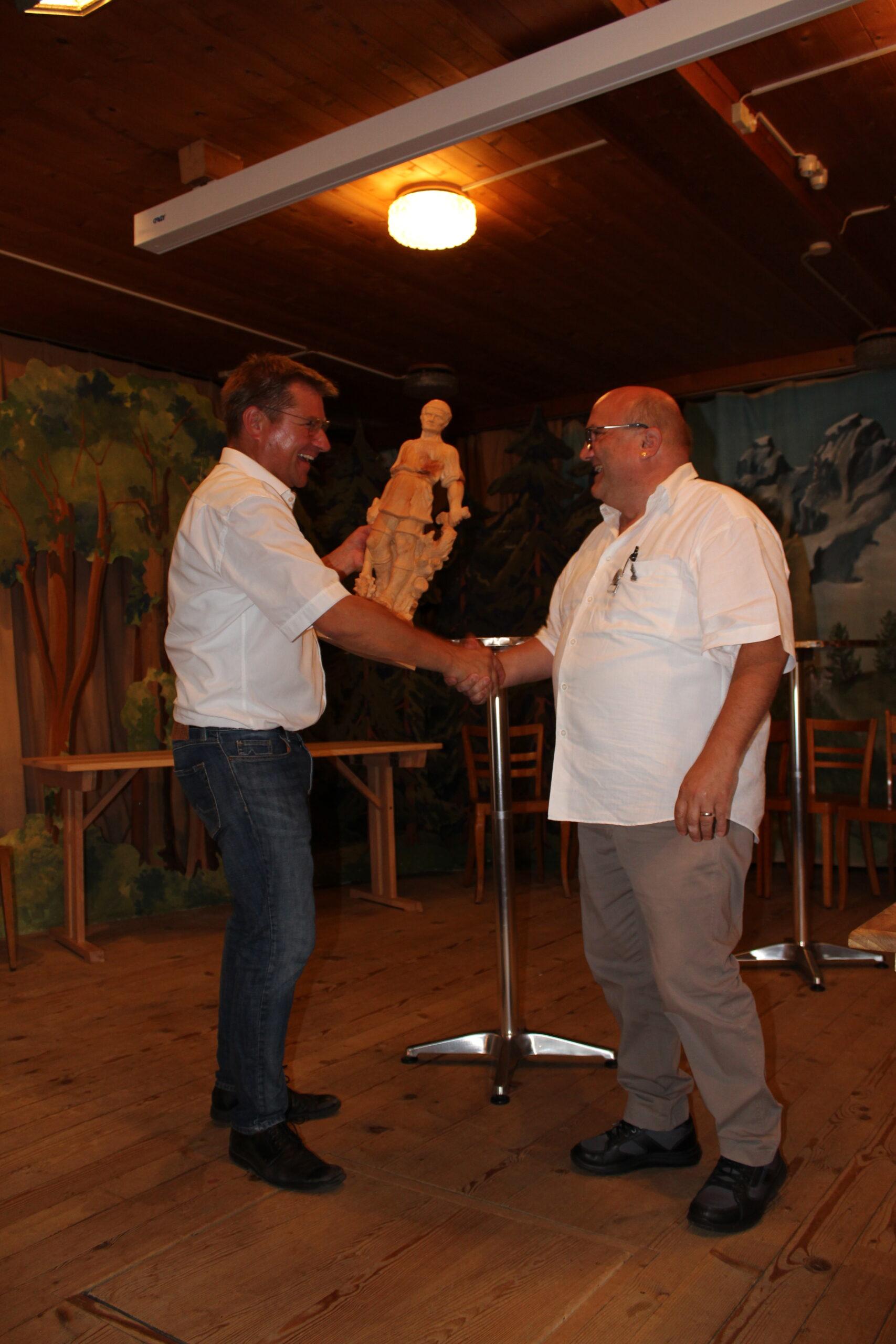 Le premier «Uli Rotach» est attribué à Toni Brunner