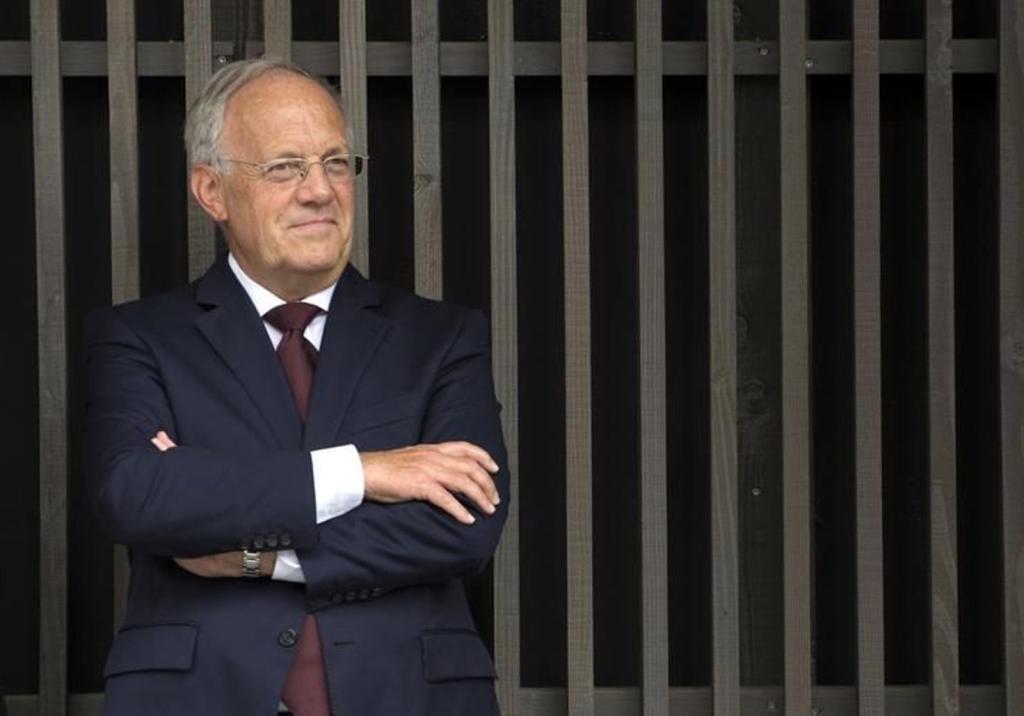L'ancien conseiller fédéral Schneider-Ammann parle en langage clair