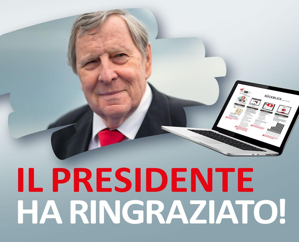 GV 2021: Membri Tiratori Storici Svizzera molto soddisfatti del consiglio!